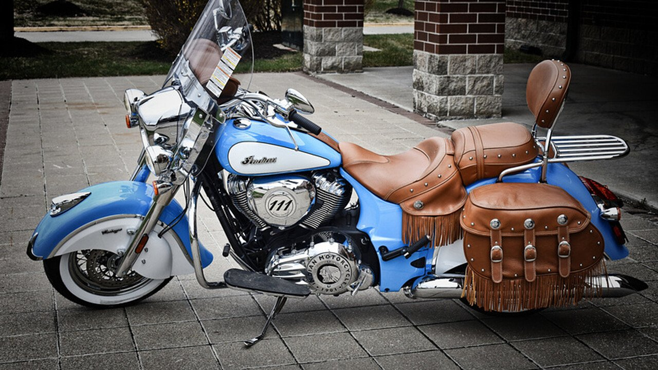 2018 Indian Chief Vintage for sale near Olathe, Kansas 66062 ...