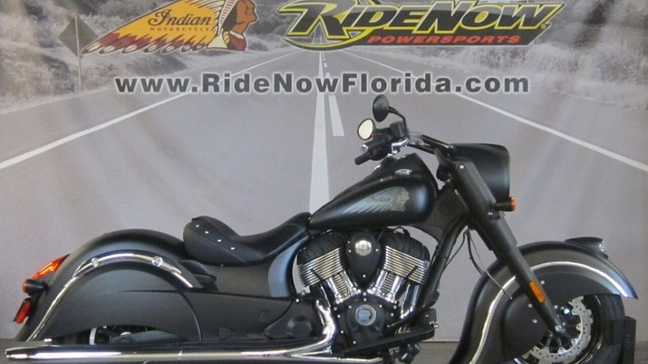 2018 Indian Chief Dark Horse for sale 200585008