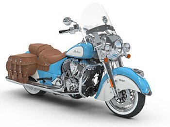 2018 Indian Chief Vintage for sale 200607311