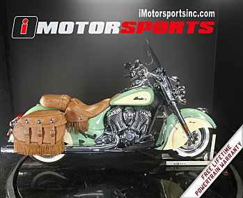 2018 Indian Chief Vintage for sale 200617075