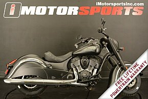 2018 Indian Chief for sale 200560129