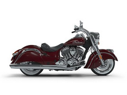 2018 Indian Chief Classic for sale 200569492