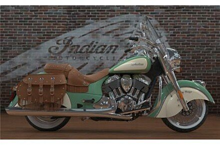 2018 Indian Chief Vintage for sale 200612745