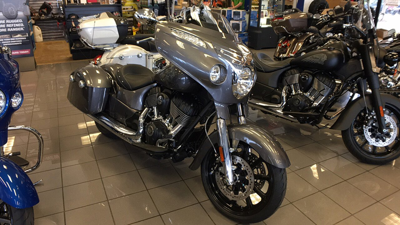 2018 Indian Chieftain Standard w/ ABS for sale 200493116