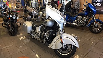 2018 Indian Chieftain Classic for sale 200493625