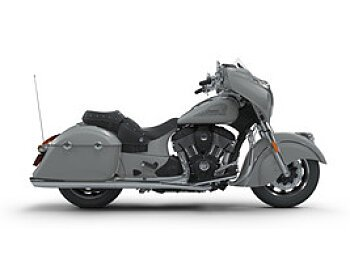 2018 Indian Chieftain Classic for sale 200495705