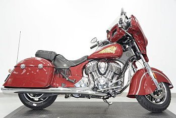 2018 Indian Chieftain Classic for sale 200495789