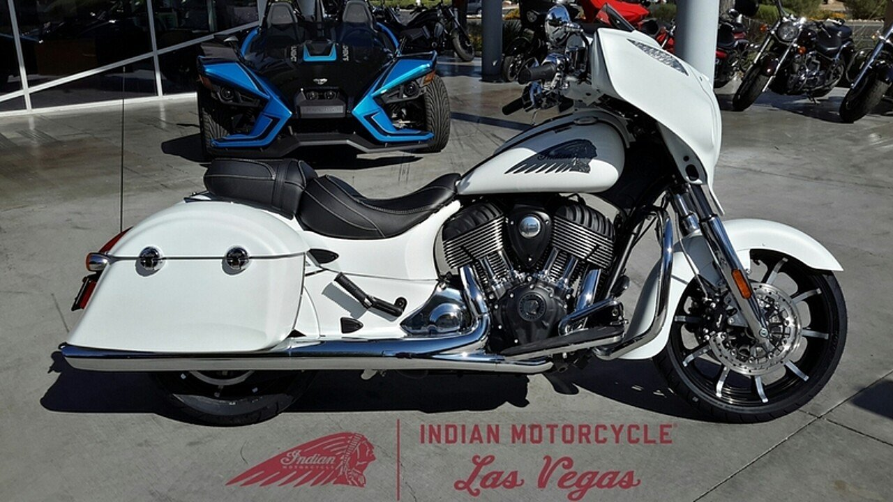 2018 Indian Chieftain for sale 200495908