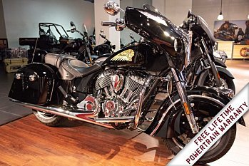 2018 Indian Chieftain Classic for sale 200504016