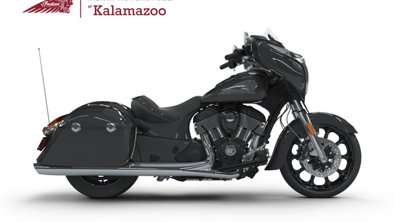2018 Indian Chieftain for sale 200511418