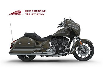 2018 Indian Chieftain for sale 200511422