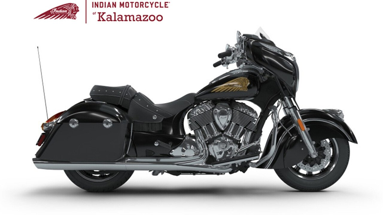 2018 Indian Chieftain for sale 200511488