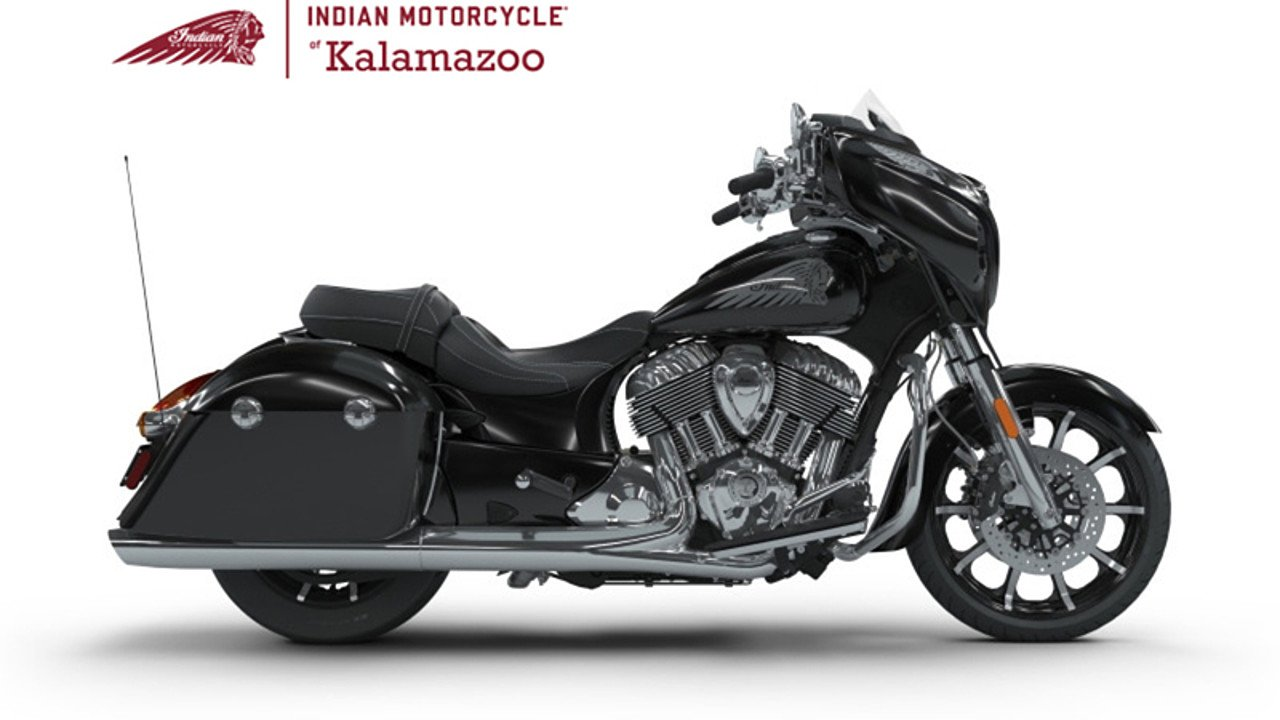 2018 Indian Chieftain for sale 200511490