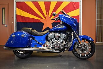 2018 Indian Chieftain for sale 200520175