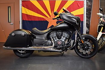 2018 Indian Chieftain for sale 200525126