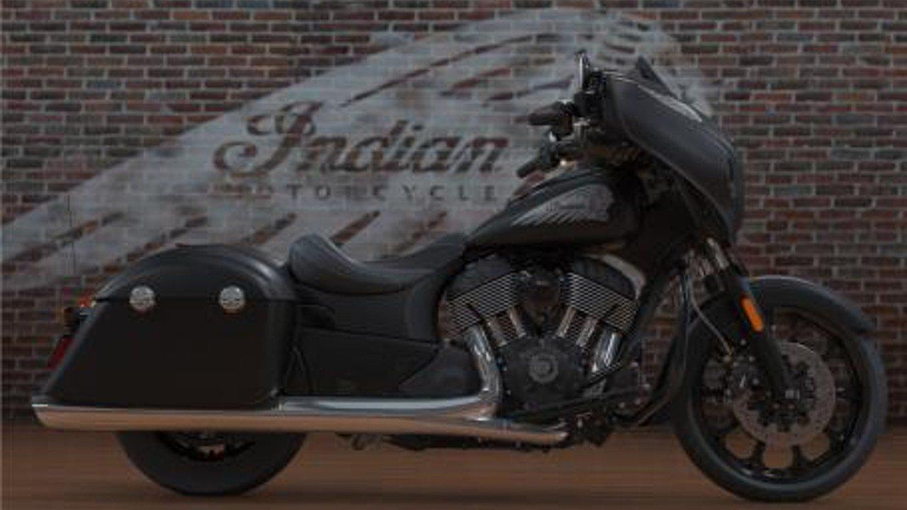 2018 Indian Chieftain for sale 200544269
