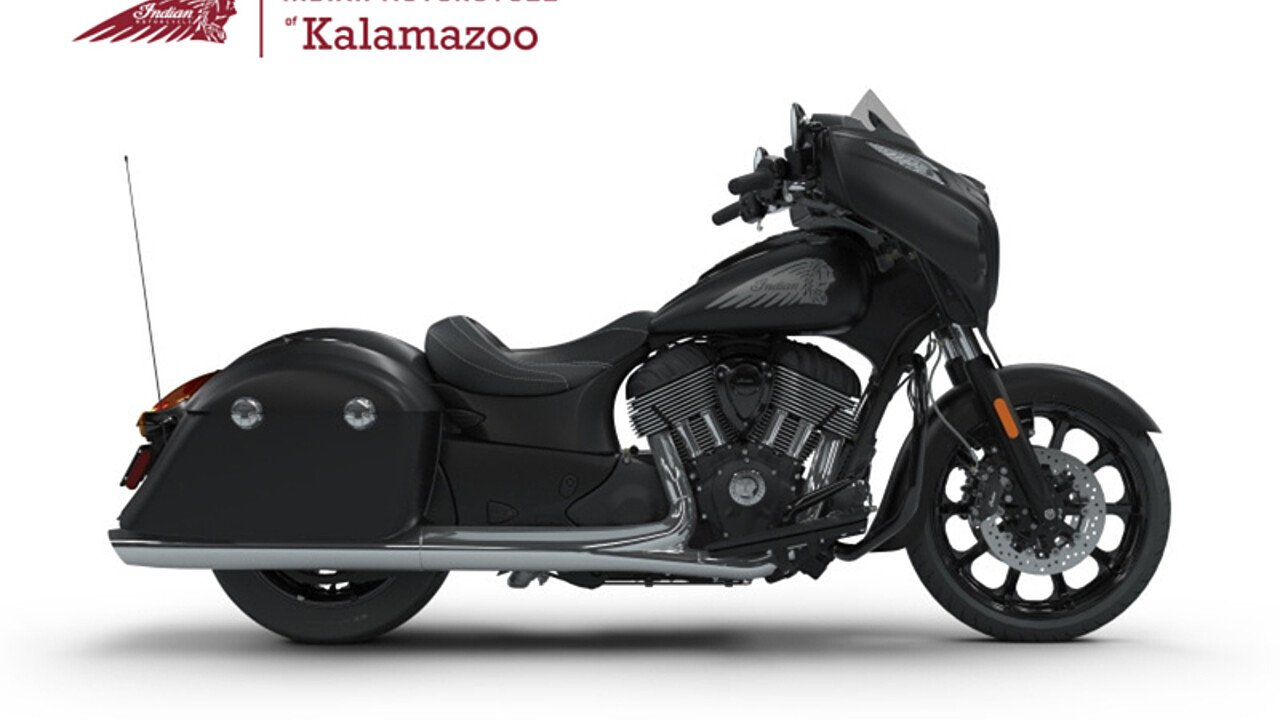 2018 Indian Chieftain for sale 200547953