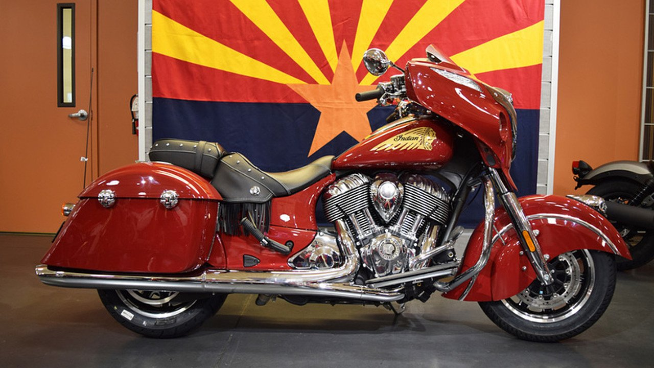 2018 Indian Chieftain Classic for sale 200550908