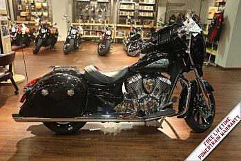 2018 Indian Chieftain Limited for sale 200553641
