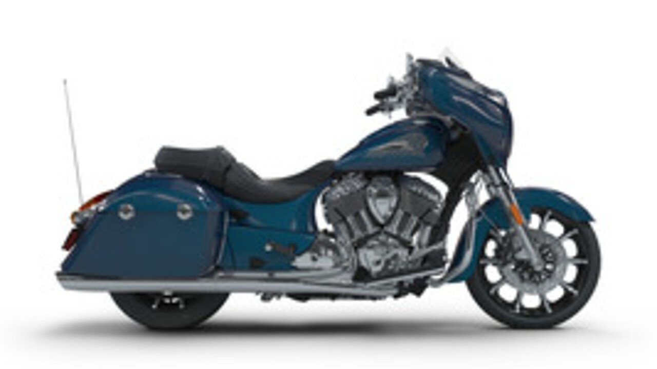 2018 Indian Chieftain Limited for sale 200554596