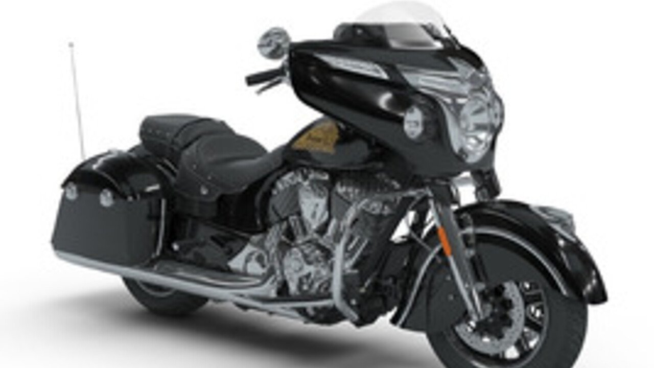 2018 Indian Chieftain Classic for sale 200555019