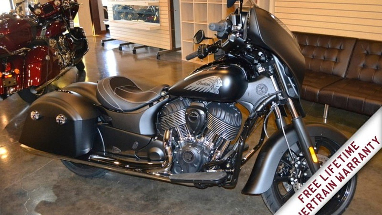 2018 Indian Chieftain for sale 200559139