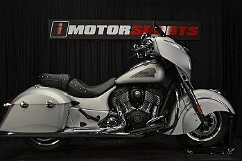 2018 Indian Chieftain Classic for sale 200559182