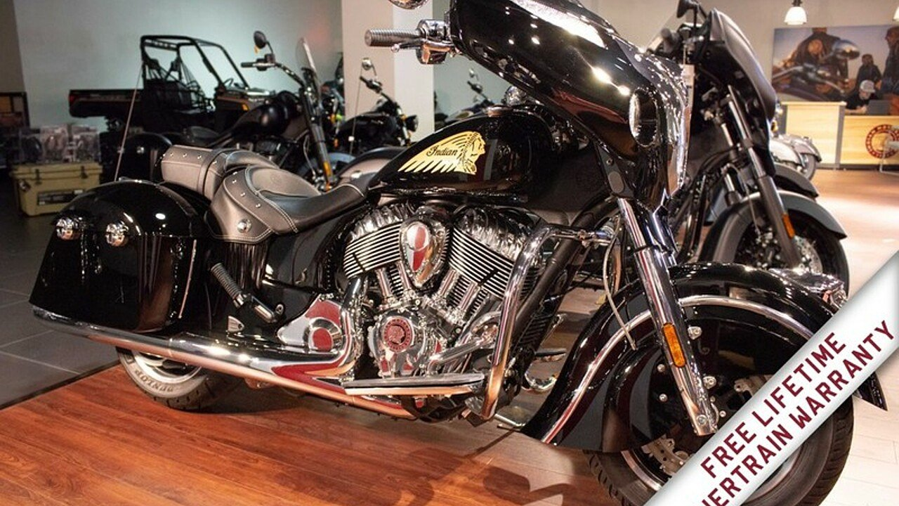 2018 Indian Chieftain Classic for sale 200559258