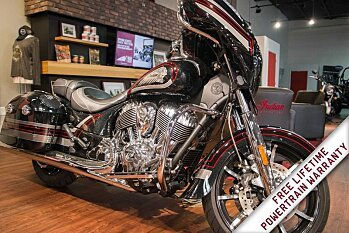 2018 Indian Chieftain Limited for sale 200559271