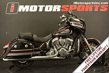 2018 Indian Chieftain for sale 200560112