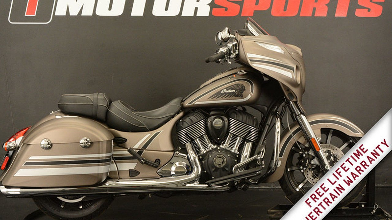 2018 Indian Chieftain for sale 200560116