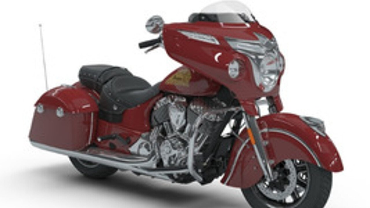 2018 Indian Chieftain for sale 200560117