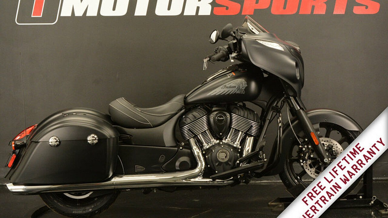 2018 Indian Chieftain for sale 200560121