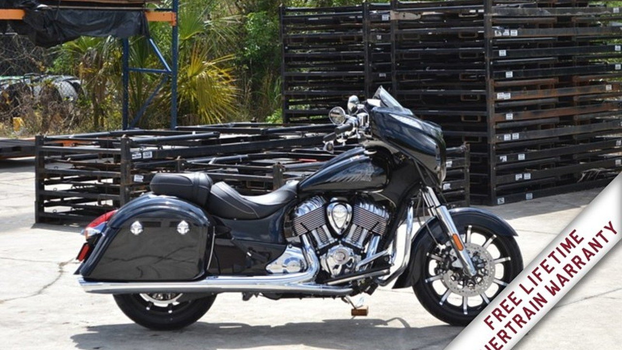 2018 Indian Chieftain Limited for sale 200560382