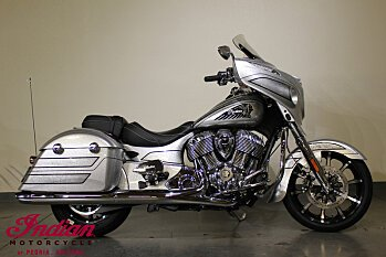 2018 Indian Chieftain Elite Limited Edition w/ ABS for sale 200567189