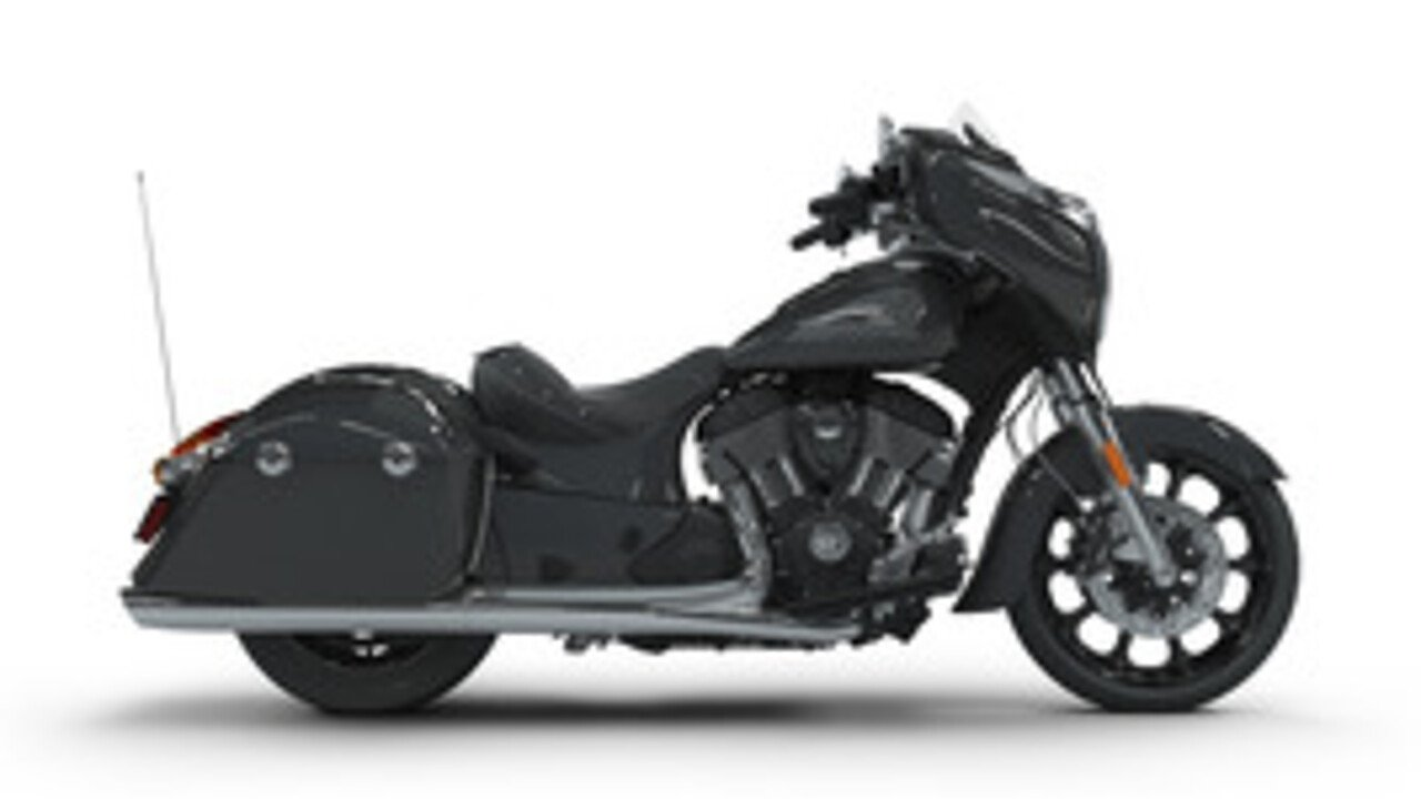 2018 Indian Chieftain Standard w/ ABS for sale 200568939