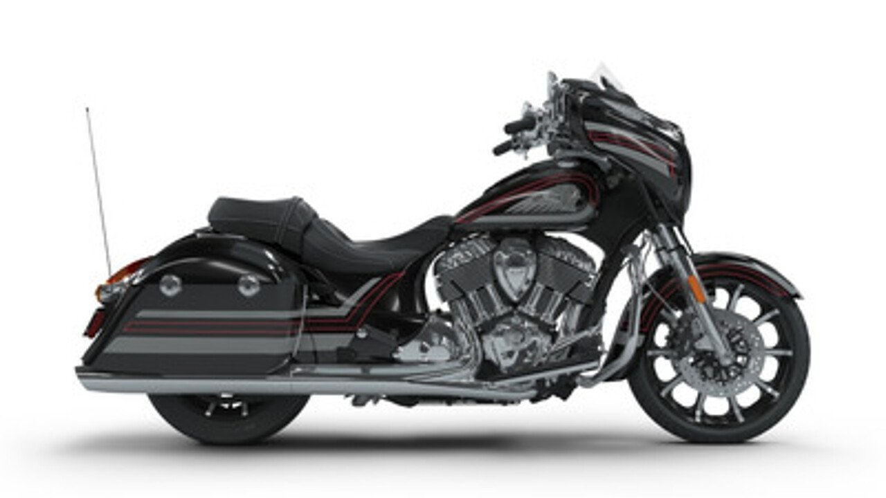 2018 Indian Chieftain Limited for sale 200568996