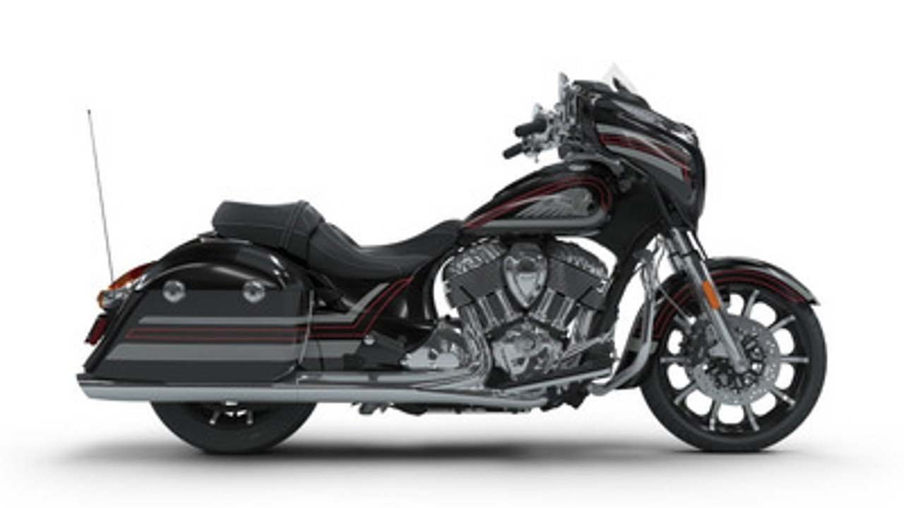 2018 Indian Chieftain Limited for sale 200569014