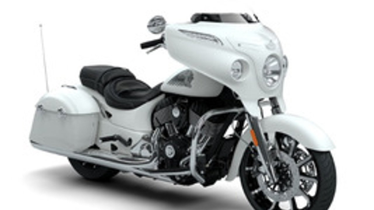 2018 Indian Chieftain Limited for sale 200569490