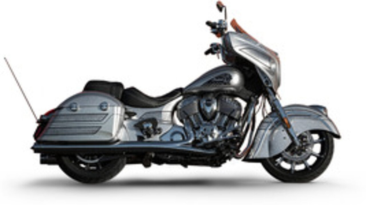 2018 Indian Chieftain Elite Limited Edition w/ ABS for sale 200569708
