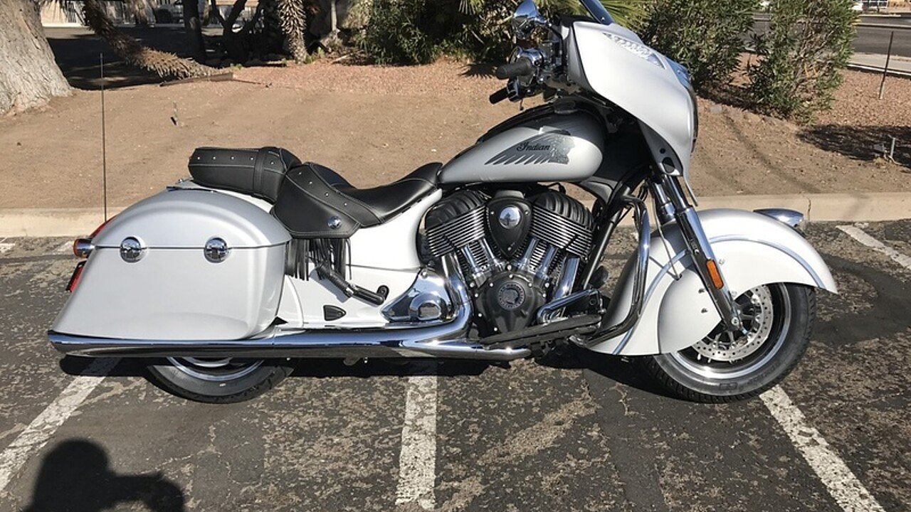 2018 Indian Chieftain Classic for sale 200569759