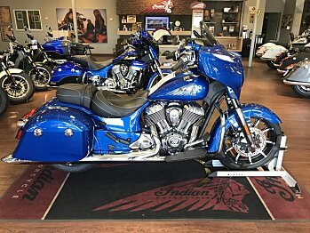 2018 Indian Chieftain Limited for sale 200569765