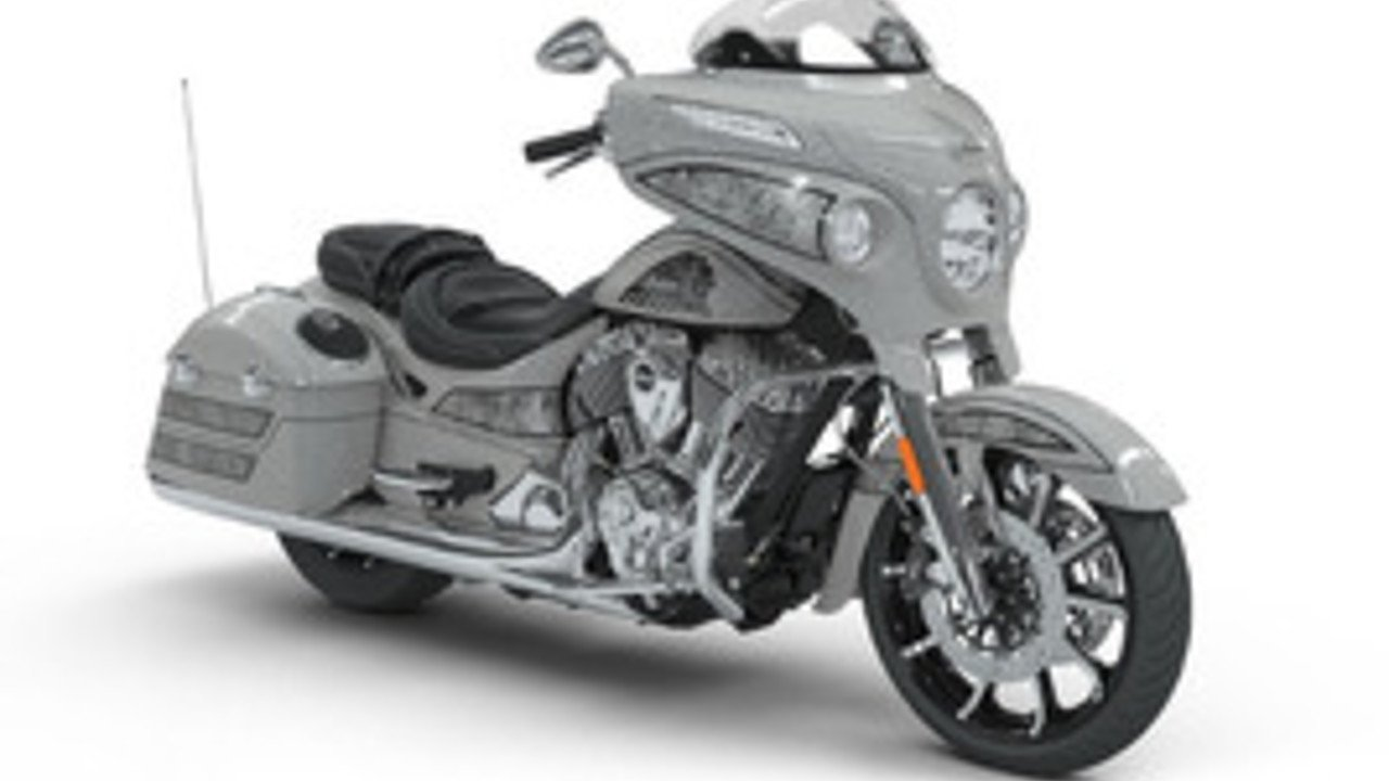 2018 Indian Chieftain Elite Limited Edition w/ ABS for sale 200569808