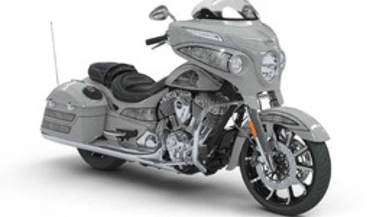 2018 Indian Chieftain Elite Limited Edition w/ ABS for sale 200569809
