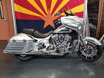 2018 Indian Chieftain Elite Limited Edition w/ ABS for sale 200579738