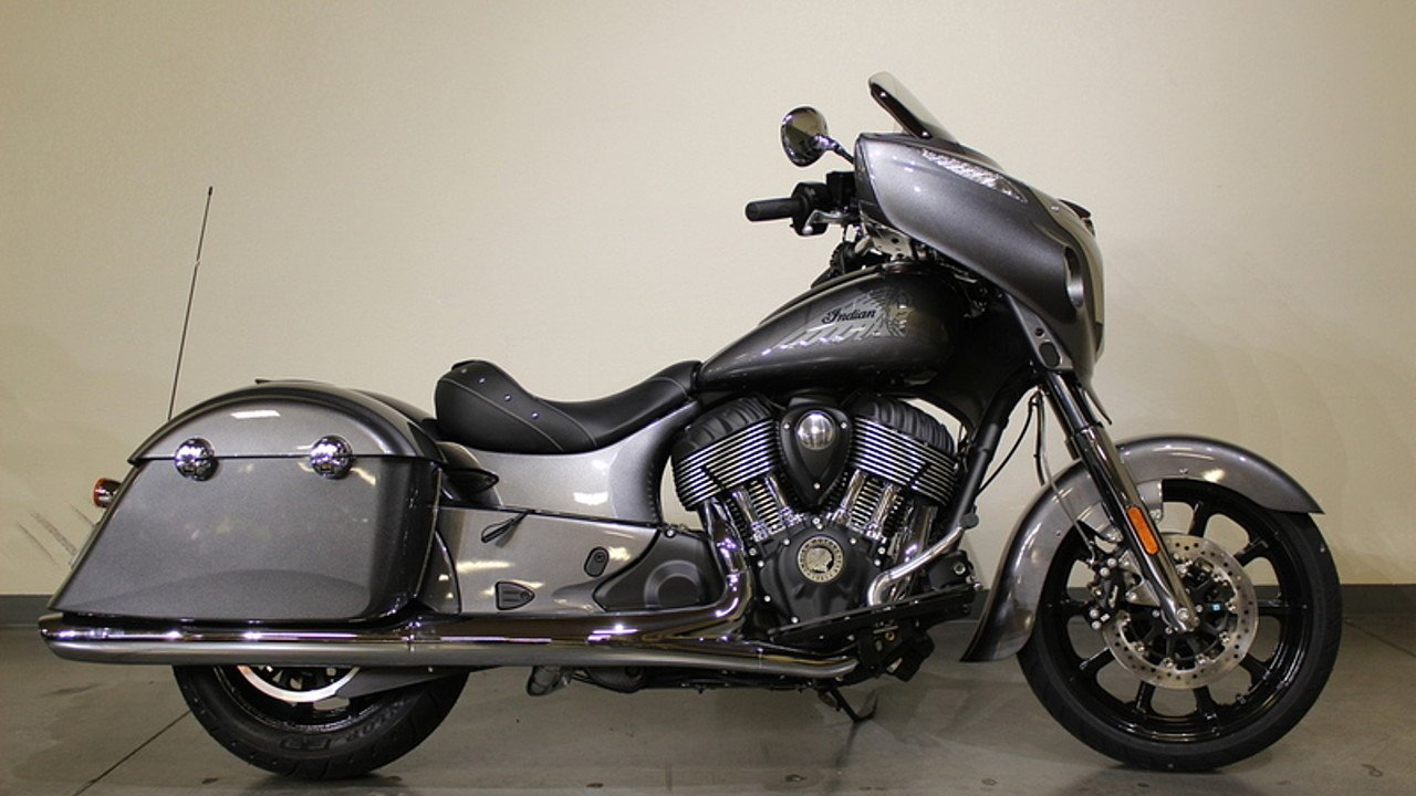 2018 Indian Chieftain Standard w/ ABS for sale 200580955