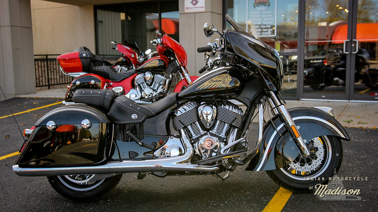 2018 Indian Chieftain Classic for sale 200581980