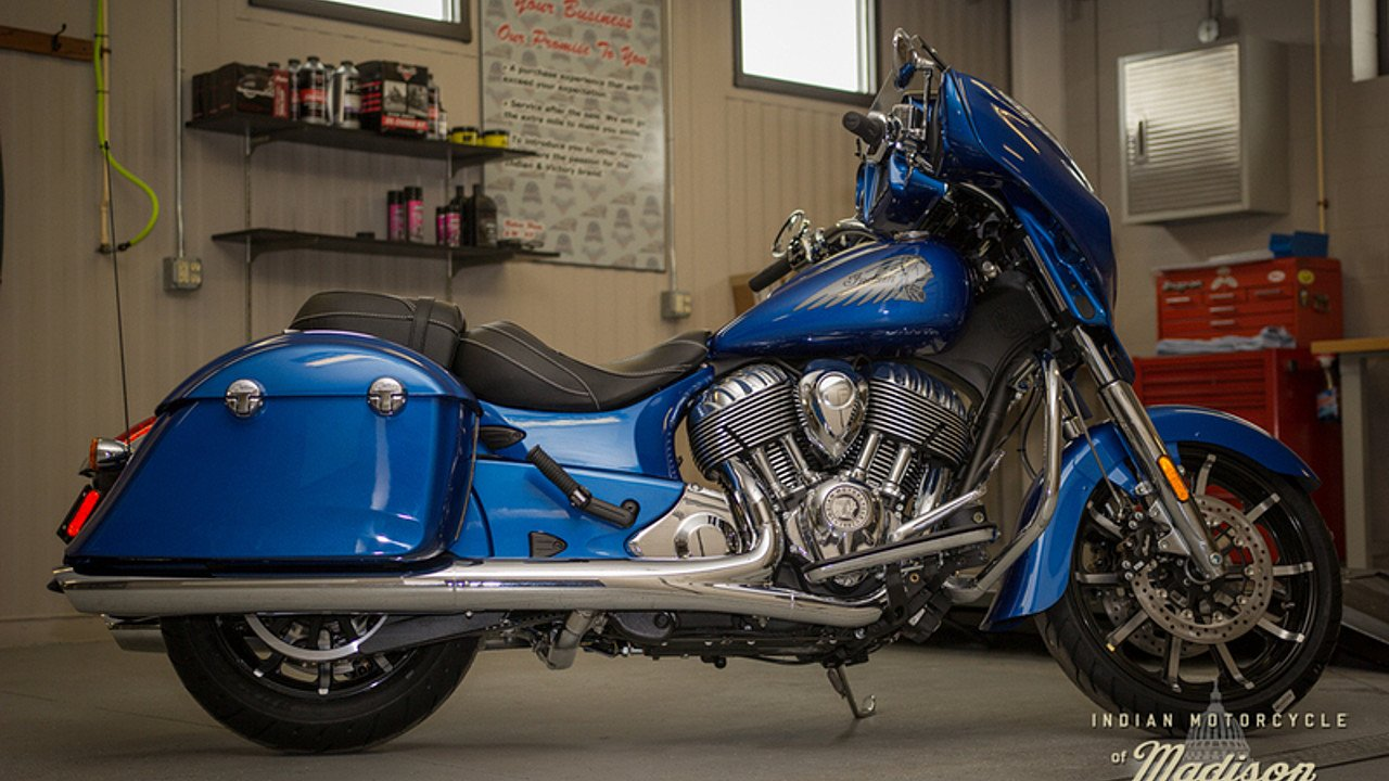 2018 Indian Chieftain Limited for sale 200581989