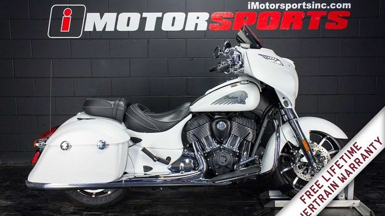 2018 Indian Chieftain Limited for sale 200582826