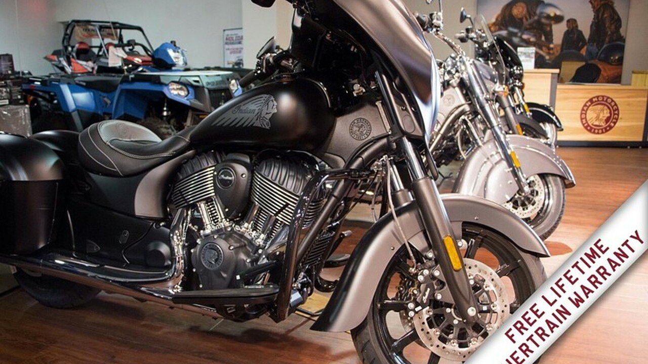 2018 Indian Chieftain for sale 200582889